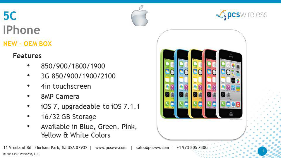wholesale iphone 5c cell phones