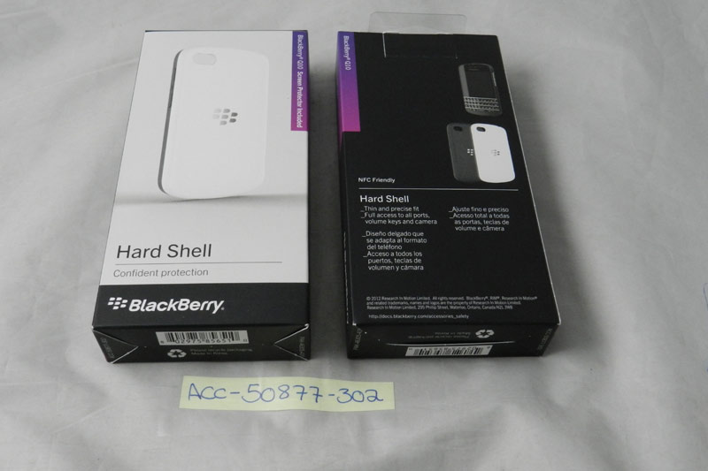 Blackberry Q10 Hard Shell Cell Phone Case