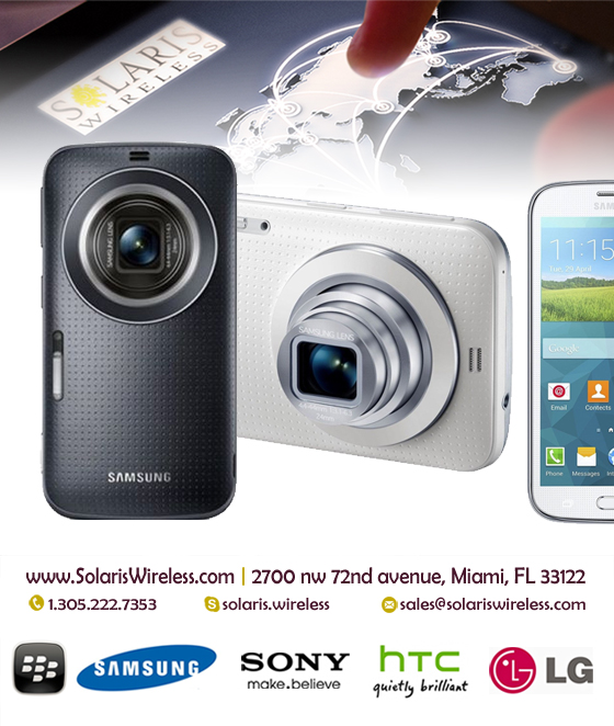 Wholesale supplier of samsung galaxy s5 zoom