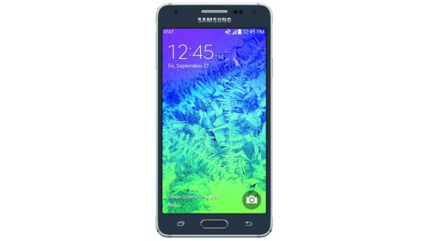 Samsung Galaxy Alpha sales