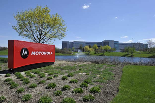 Motorola is now Lenovo