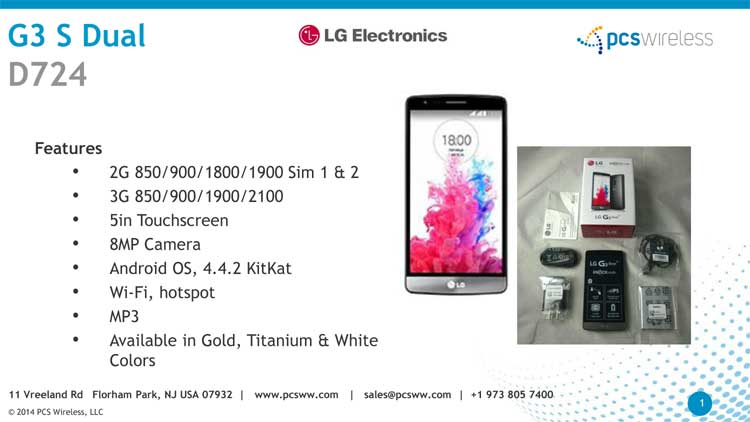 wholesale distributor of lg cell phones, lg g3 s dual cell phones in wholesale