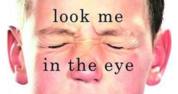 make eye contact