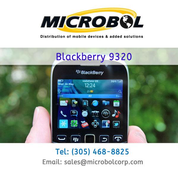 blackberry 9320 wholesale distributor