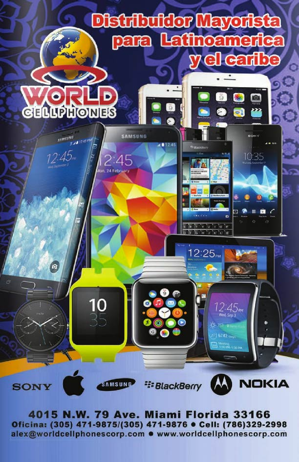 wholesale supplier of cell phones, wearable tech