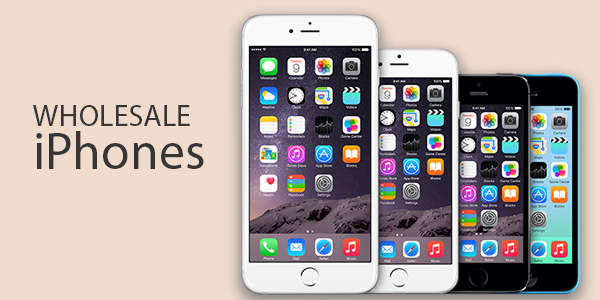 wholesale cell phones - iphones