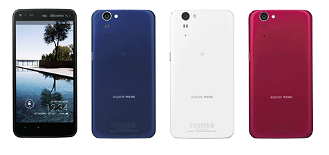 Wholesale sharp cell phones