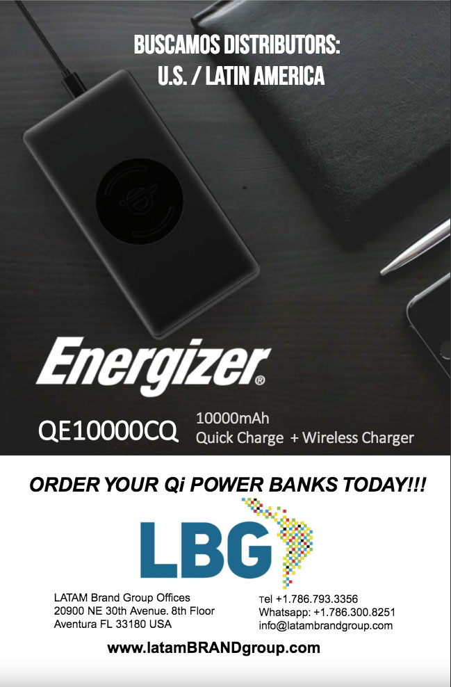 wholesale distributor of chargers qi
