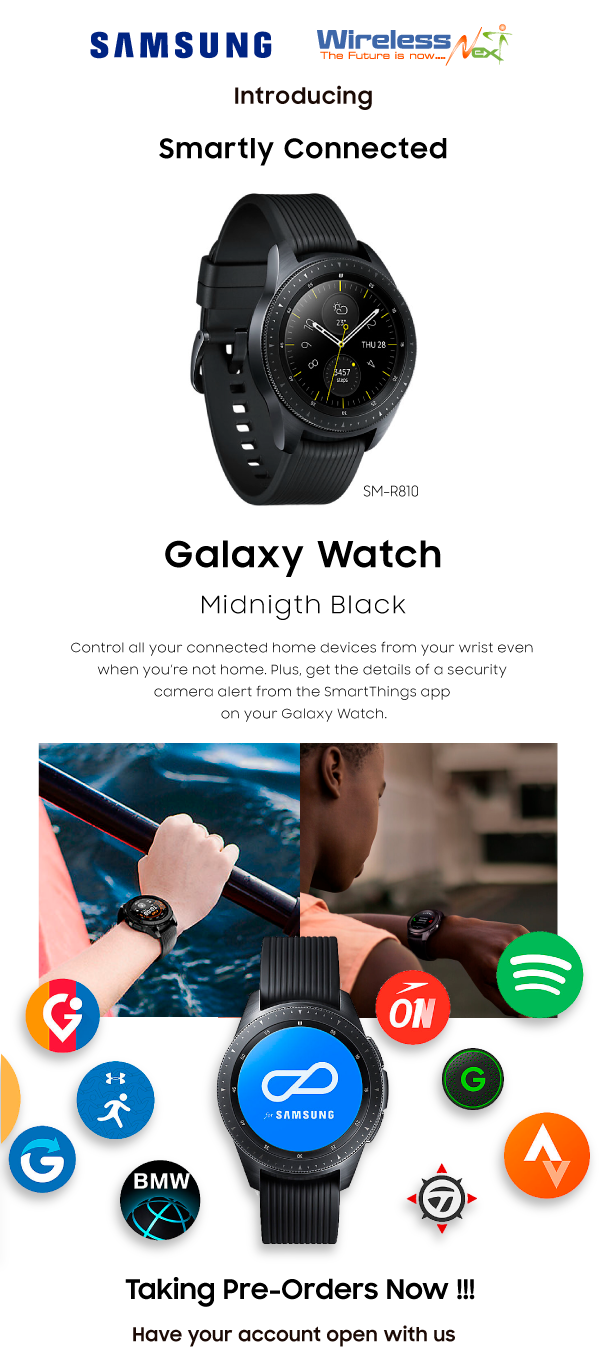 wholesale supplier of samsung galaxy smartwatch