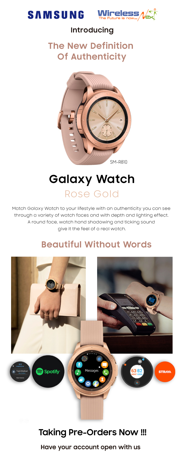 wholesaler of samsung galaxy watch