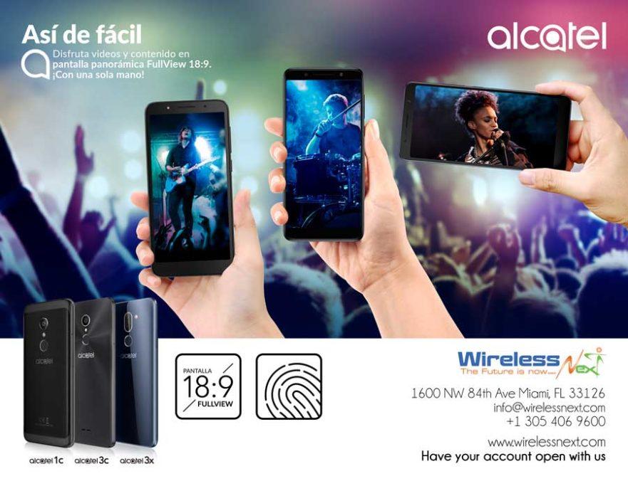 wholesale alcatel cell phones