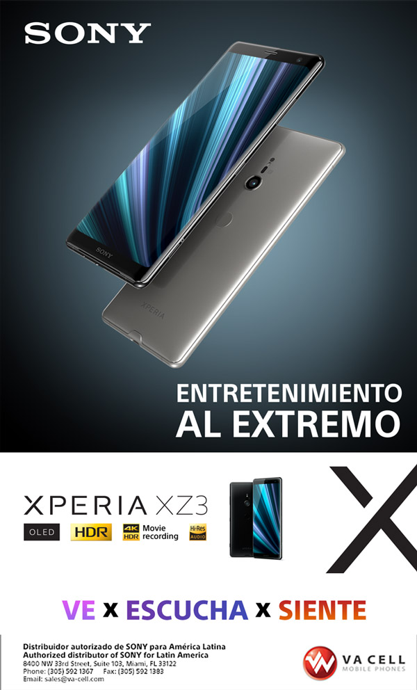 wholesaler of sony xperia zx3