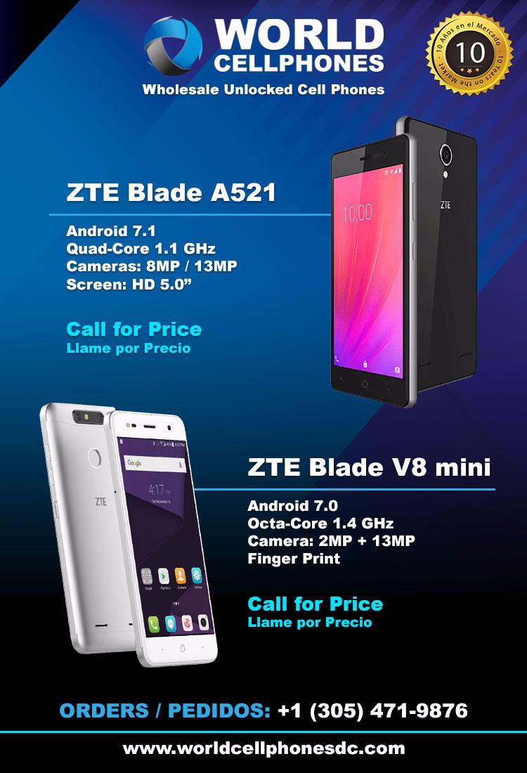 wholesale zte cell phone distributors