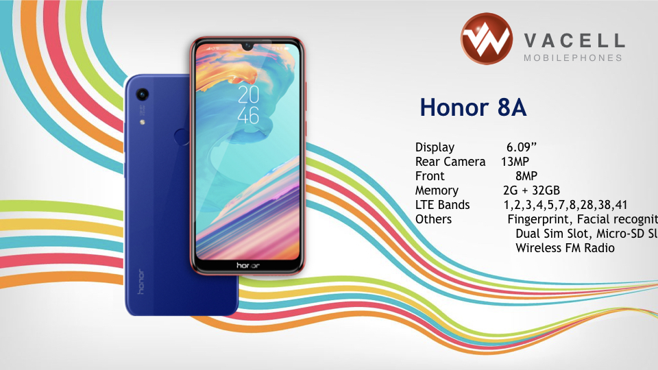 Wholesale Honor 8A