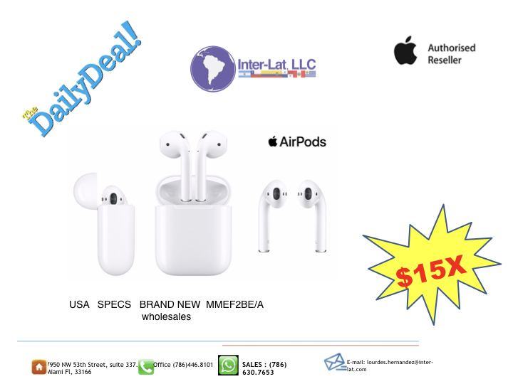wholesale apple airpods