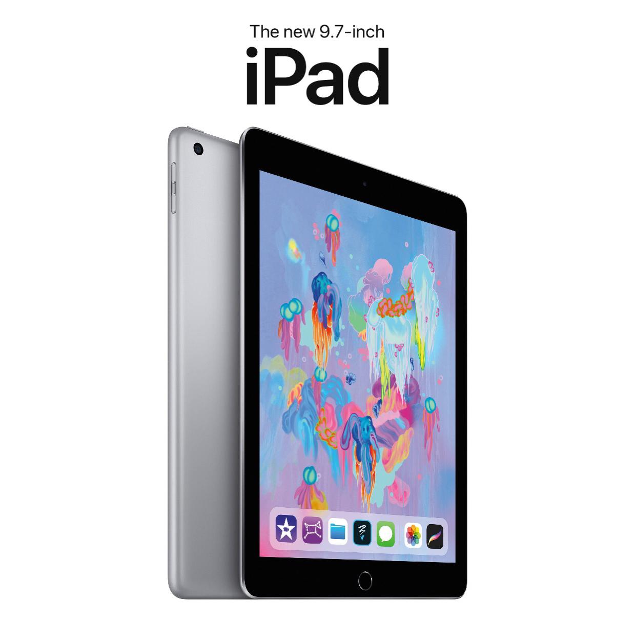 Wholesale Apple iPad (6th Gen.) 32GB WiFi - Space Gray