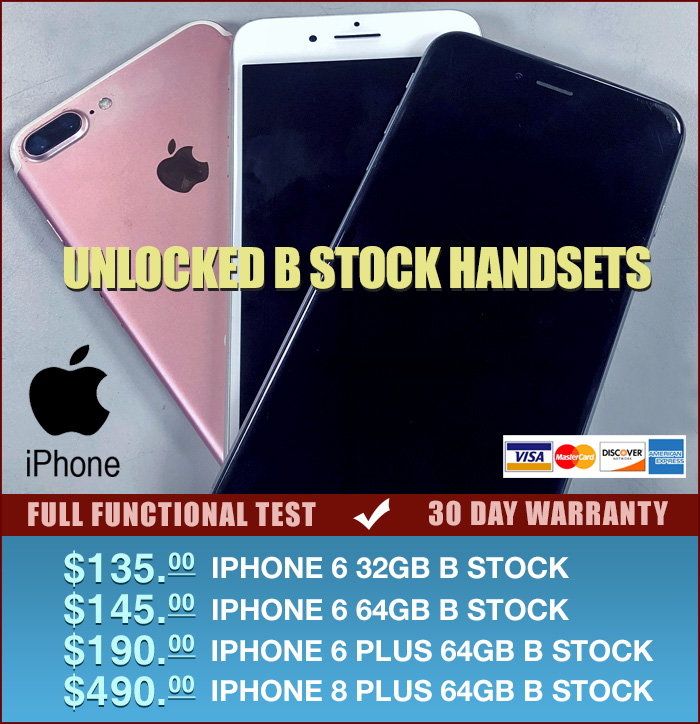 wholesale iphones