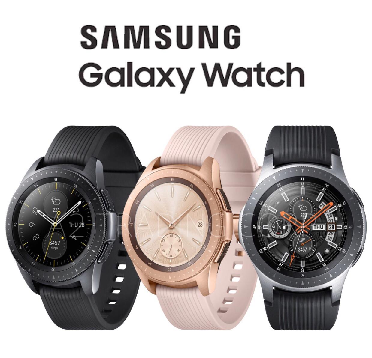 Wholesale Samsung Galaxy Watch 2018 - 46mm R800 & 42mm R810