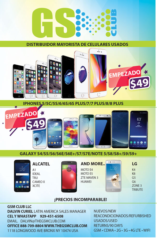 GSM Club: Wholesale Distributor of Used Cellphones