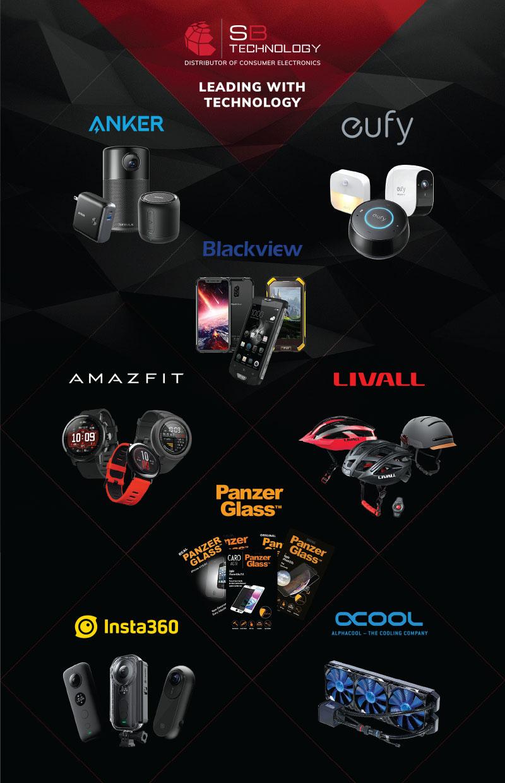 SB Technology: Distributors of Technology