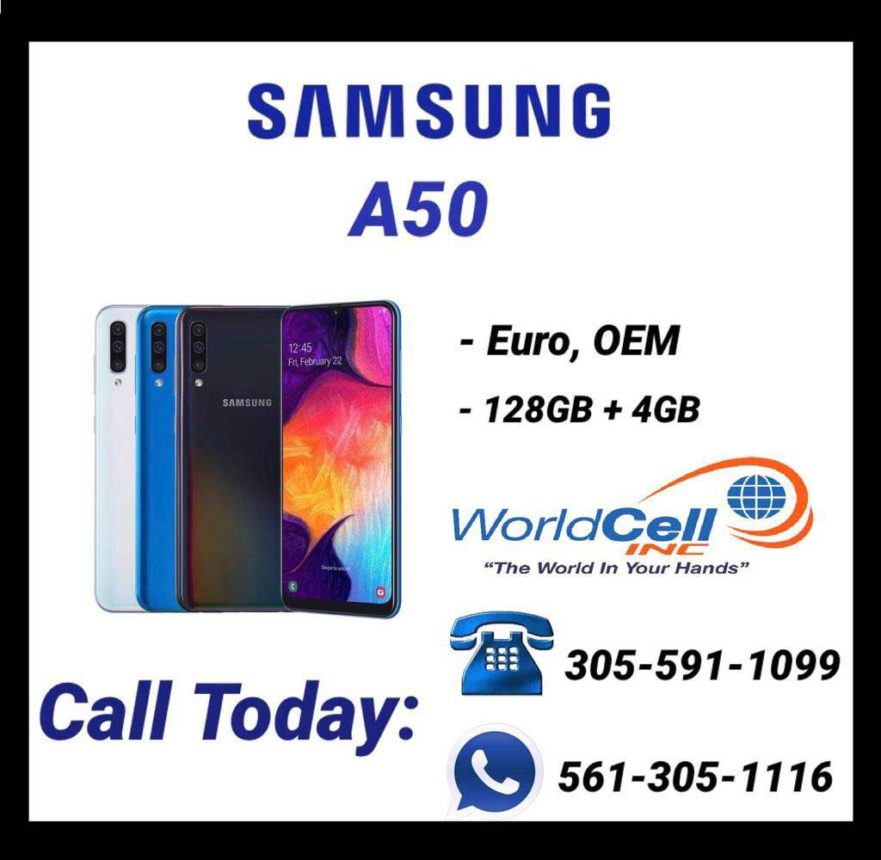 wholesale cell phone distributor of galaxy a 50