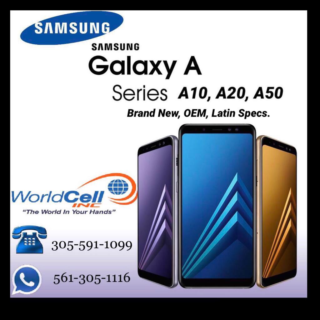 Wholesale Samsung Galaxy Series A10, A20