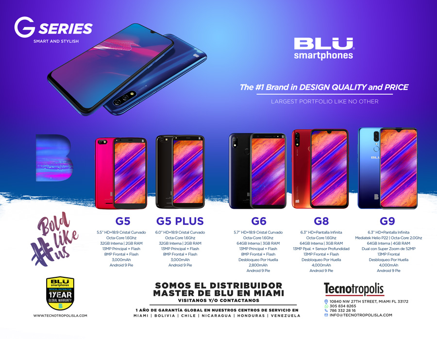 Tecnotropolis: Wholesale Distributor of Blu