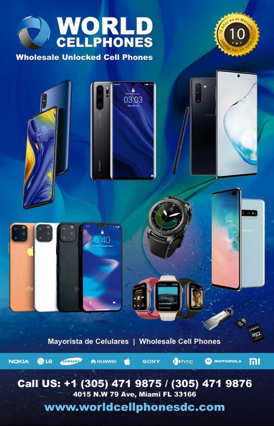 wholesaler of cell phones, smartphones in usa