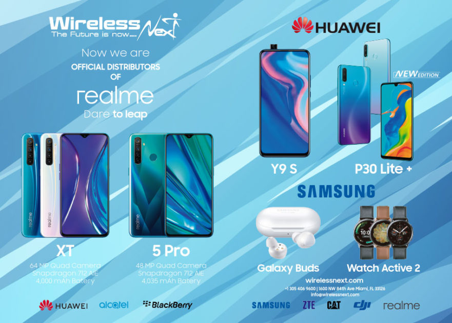 Wholeasle realme cell phones