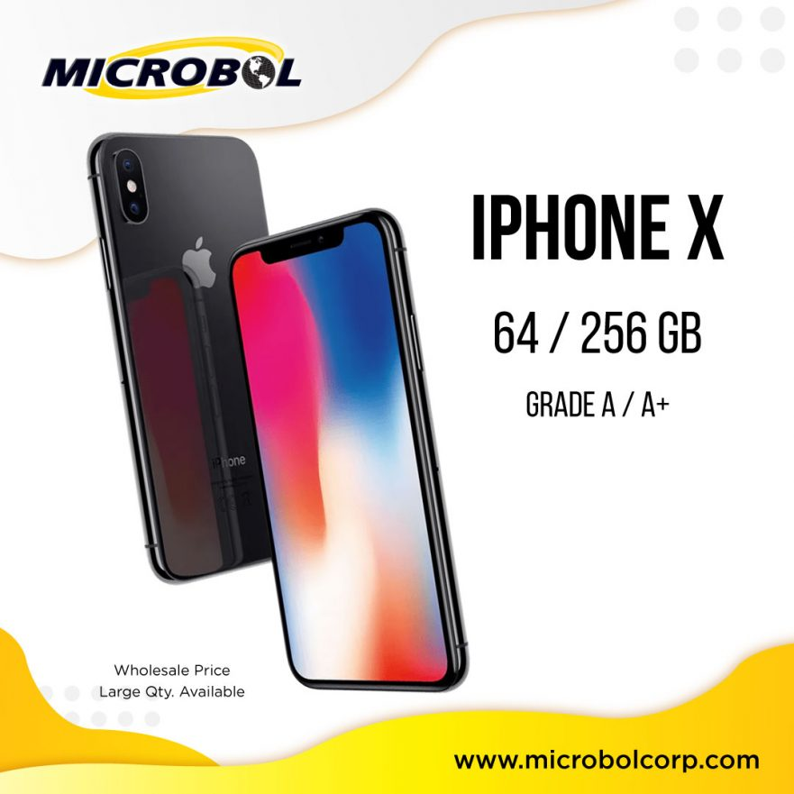 iphone X cell phone distributor bulk