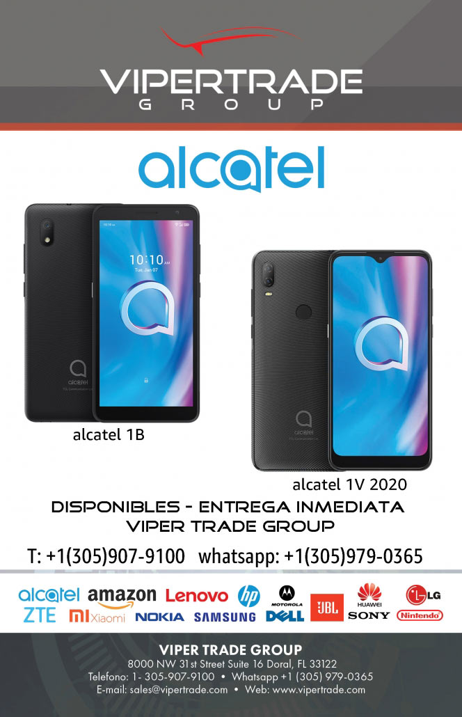 wholesale alcatel smartphones